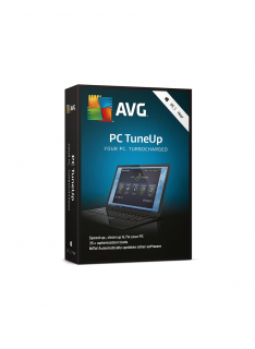 AVG PC TuneUp 1 Jaar 1 PC