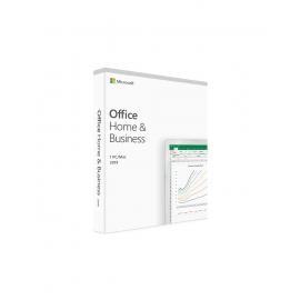 Microsoft Office voor Mac 2019 voor Thuisgebruik & Zelfstandigen pakket inhoud